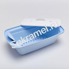 Ванночка для дезинфекции KDS (голубой, 1 л)