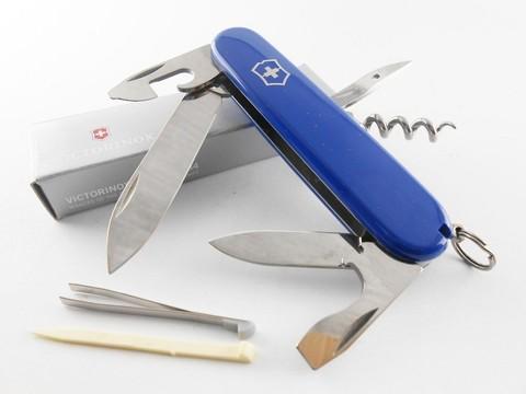 Офицерский нож Spartan Blue Victorinox (1.3603.2)