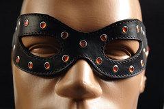 БДСМ маска «Глэм Хищница» на глаза