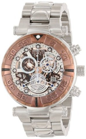 Купить Наручные часы Invicta 15619 по доступной цене