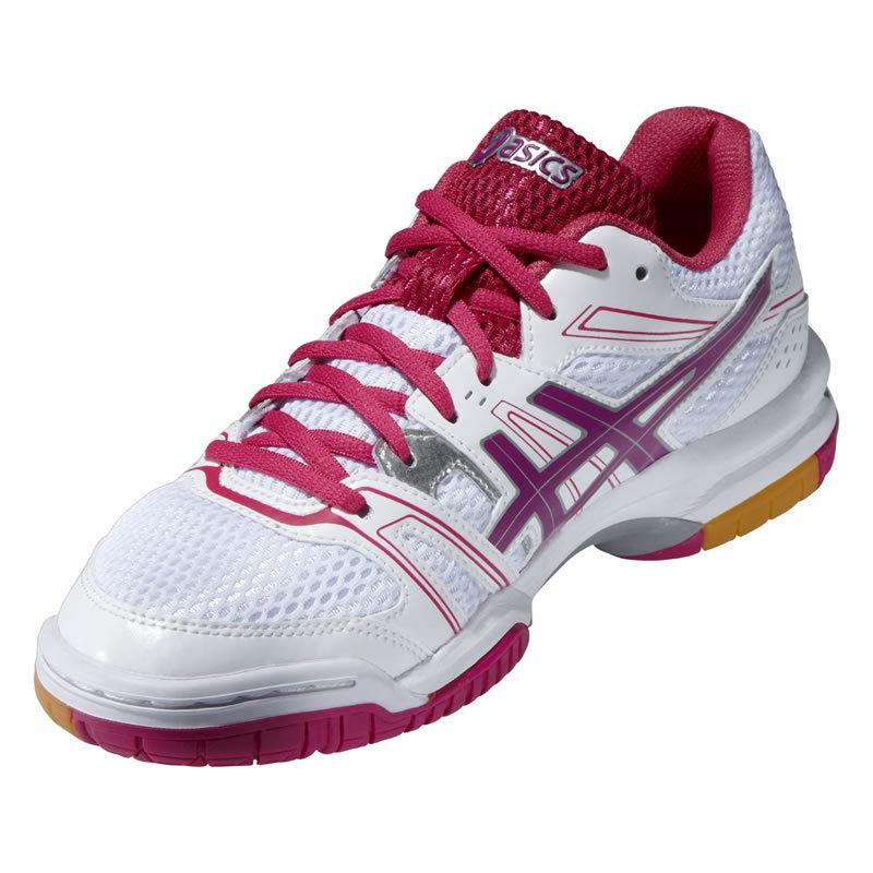 Asics Gel-Rocket 7 Кроссовки волейбольные женские pink