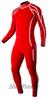 Элитный лыжный комбинезон Elite XC Racing Red Noname
