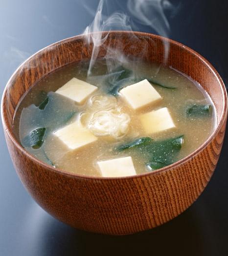 рецепт китайского мисо супа