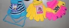 Варежки, перчатки детские