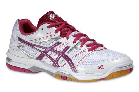 ASICS GEL-ROCKET 7 женские волейбольные кроссовки розовые