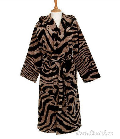 Халаты Халат велюровый Roberto Cavalli Zebra серый elitniy-halat-zebra-seriy-ot-roberto-cavalli-italiya.jpg