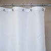 Элитная шторка для ванной 200х240 Melany Black + Liso White от Arti-Deco