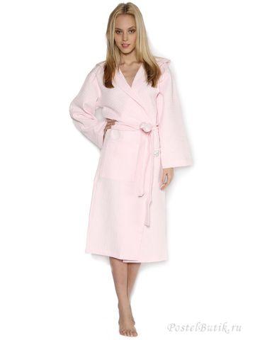 Элитный халат и косметичка Viaggio St. Tropez розовый от Blumarine