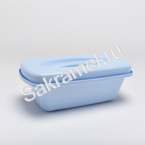 Ванночка для дезинфекции KDS (голубой, 3 л)