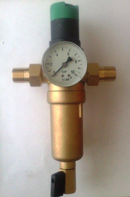 Фильтры грубой и тонкой очистки воды