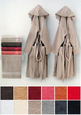 Элитный халат велюровый Mood от Carrara