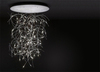 люстра светодиодная  superled  108  lamps