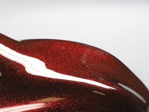 Краска Star Dust блестки Red / Красный 100/200 мкр 50 гр