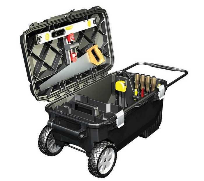 Ящик для инструмента на колёсах FatMax Promobile Job Chest Stanley 1-94-850