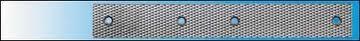 Сменное полотно для рубанка-рашпиля PSO-RH 240/2 33x5мм, 286211212420 Ajax 286211212420