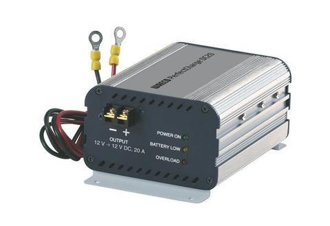 Зарядный конвертор и з/у для батарей WAECO PerfectCharge DC-20