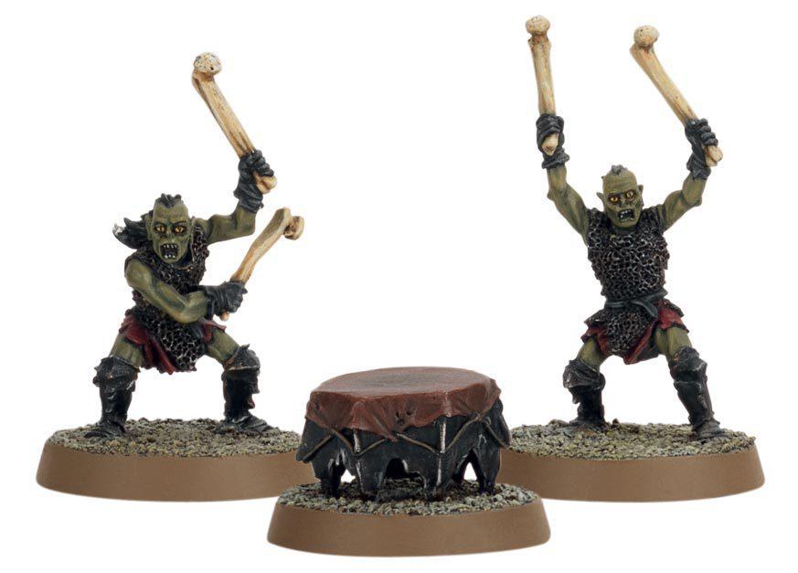Moria Goblin Commanders