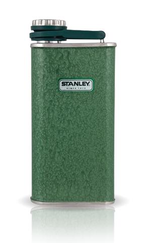 Фляга Stanley Classic Pocket Flask (0.23 литра) темно-зеленая