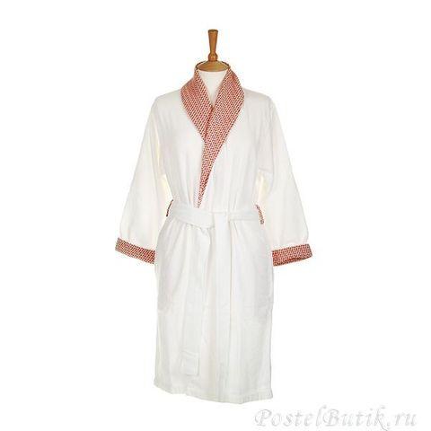 Элитный халат махровый Tweed 666 Persimmon от Abyss & Habidecor