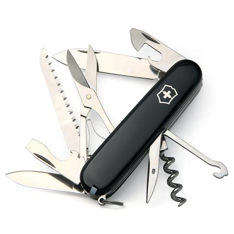 Офицерский нож Huntsman Black Victorinox (1.3713.3)