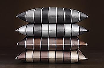 Наволочки для сна Наволочка 35x40 Elegante Stripe коричневая elitnaya-navolochka-stripe-ot-elegante-germaniya.jpg