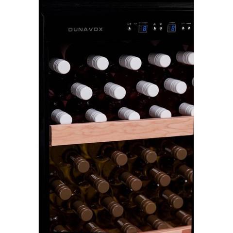 Винный шкаф Dunavox DX-80.188K