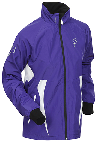 Ветровка женская Bjorn Daehlie Jacket Charger Purple