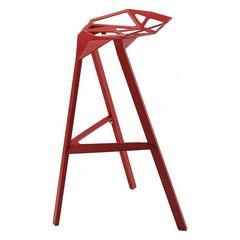 барный стул one barstool ( красный )