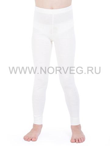 Терморейтузы Norveg Soft детские белые