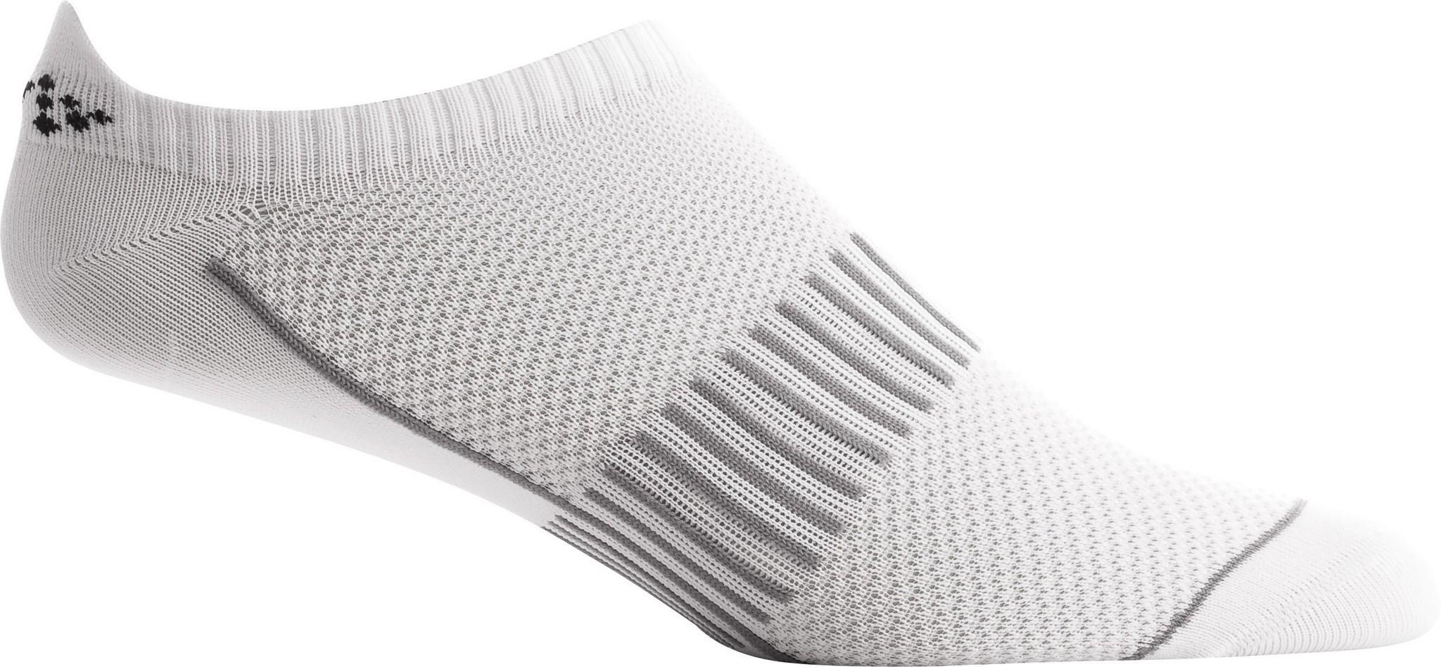 Носки короткие Craft Basic 2-Pack Cool 2 пары белые