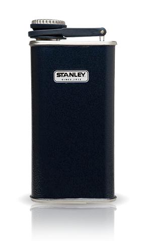 Фляга Stanley Classic Pocket Flask (0.23 литра) темно-синяя
