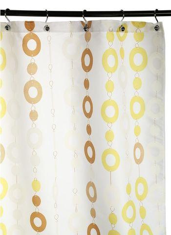 Элитная шторка для ванной Аnillas Beige от Arti-Deco