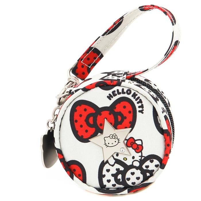 #Сумочка для пустышек Ju-Ju-Be Paci Pod Hello Kitty Peek A Bow