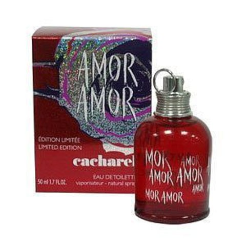 "Cacharel ""AMOR AMOR"" LIMITED EDITION"