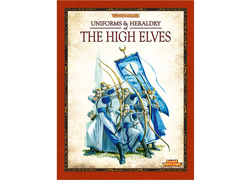 Uniforms & Heraldry of the High Elve