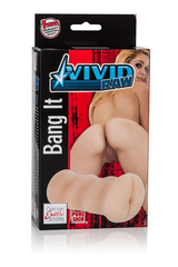 Мастурбатор анус Vivid Raw Bang It (Ass)