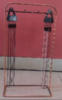 Стойка для шнурков металлическая