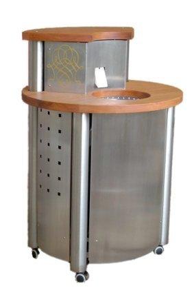 Льдогенератор Eis-Tower Event Gold Edition 33, фото 1
