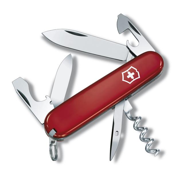 Швейцарский нож Victorinox Tourist красный (0.3603)