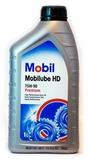 Mobilube HD 75W-90 Синтетическое масло для трансмиссий