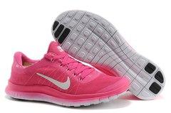 Кроссовки женские Nike Free Run 3.0 V6 Red