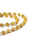 Ожерелье Amato желтое