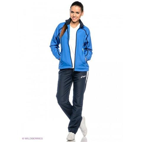 Костюм спортивный Asics SUIT PRETTY LADY женский Blue