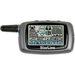 Брелок с ЖК дисплеем StarLine 24V