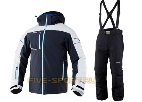Горнолыжный костюм 8848 Altitude Switch Dark Grey Coron