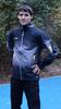 Мужской лыжный утепленный костюм Mormaii on the Move M1344 Black Graphite