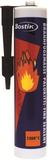 BOSTIK Герметик печной HEAT SEAL 1200C 300мл черный (12шт/кор)