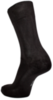 Носки из хлопка Norveg Functional Socks Bio Luxe Cotton Black женские