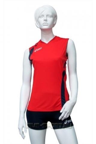 Asics Set Fly Lady форма волейбольная женская red