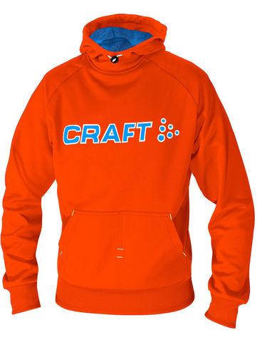 Толстовка Craft Flexhood Orange мужская